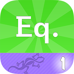 Balancing Equations Pack 1 App Icon