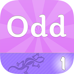 Odd Ones Out Pack 1 App Icon